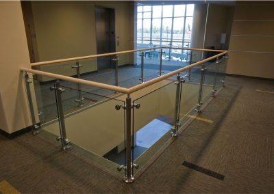 Blattner Interior Stair Railing