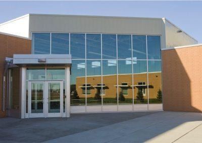 Kennedy Elementary, Exterior