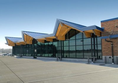 St Cloud Airport Exterior